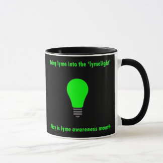 Lyme crónico es taza de café real