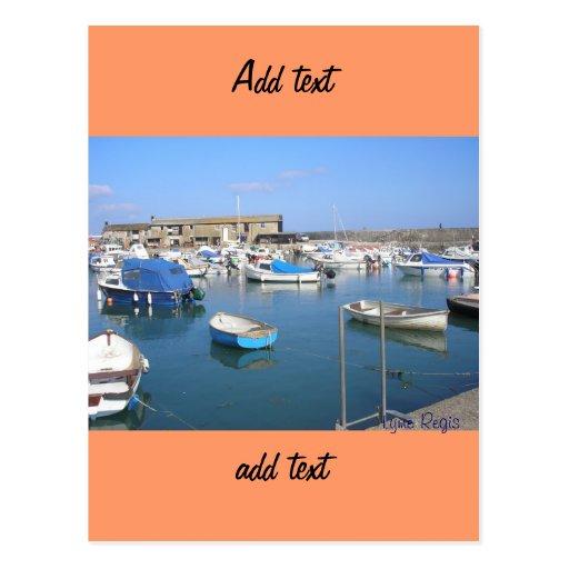 Lyme Regis, Dorset Tarjetas Postales