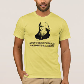 Lysander Spooner Camiseta