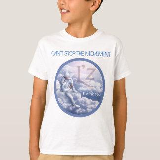 "L'z ""gracias"" la camiseta de los niños"
