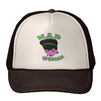 M.A.D. Mujer (MADRE SOLTERA) Gorro