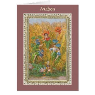 Mabon Tarjeta