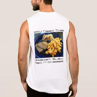 Mac de Slaw de la falda Camiseta Sin Mangas