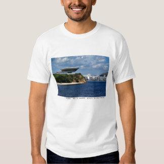 MAC (museo de arte contemporáneo) Camisetas