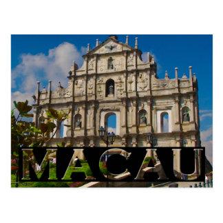 Macao Postal