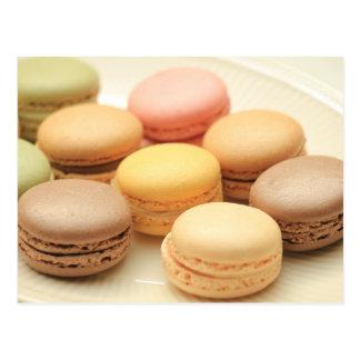 "Macarons por ""Provence Provence "" Postal"