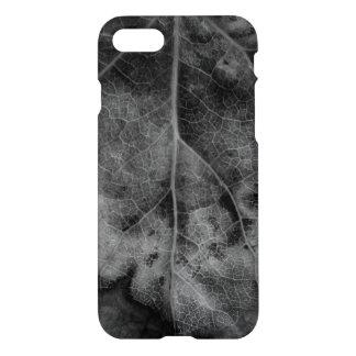 Macro de la hoja funda para iPhone 7
