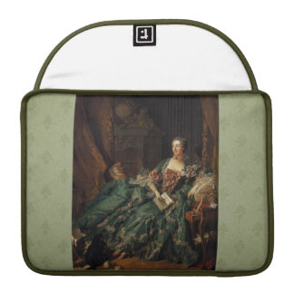 Madame de Pompadour Beschermhoezen Voor MacBooks