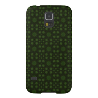 Madera abstracta verde funda galaxy s5