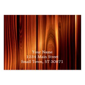 madera barnizada textura de madera colorida tarjetas de visita grandes