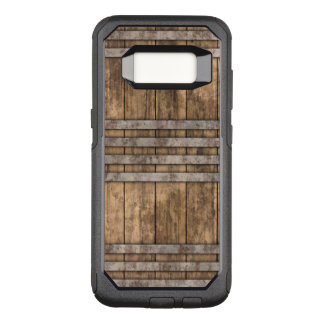 Madera de Crate & Barrel Funda Otterbox Commuter Para Samsung Galaxy S8