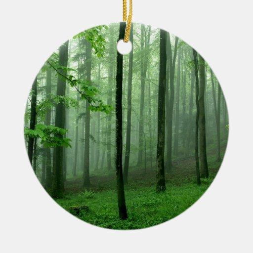 Madera del lápiz del árbol ornamento de reyes magos