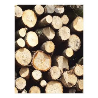 madera folleto 21,6 x 28 cm