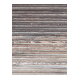madera vieja folleto 21,6 x 28 cm