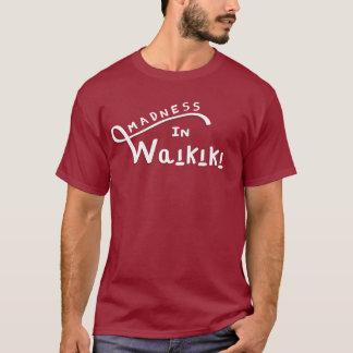 Madness in Waikiki (logo) Camiseta