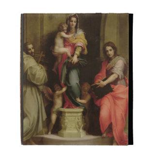 Madonna de los Harpies, 1517 (aceite en el panel)