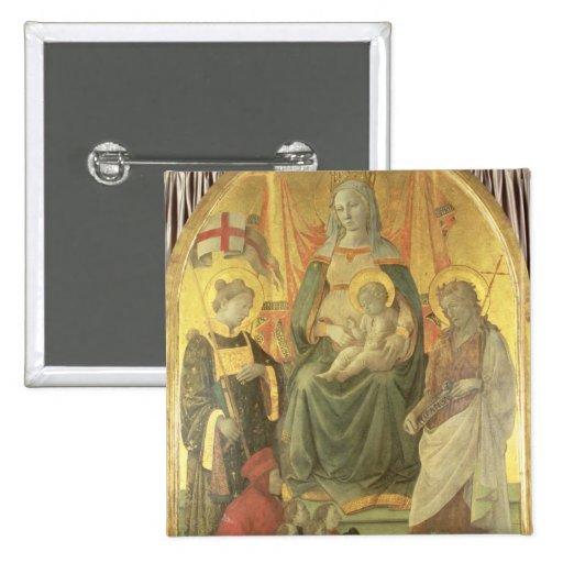 Madonna del Ceppo, 1453 (y detalle 62016) Pins