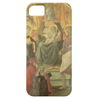 Madonna del Ceppo, 1453 (y detalle 62016) iPhone 5 Case-Mate Protector