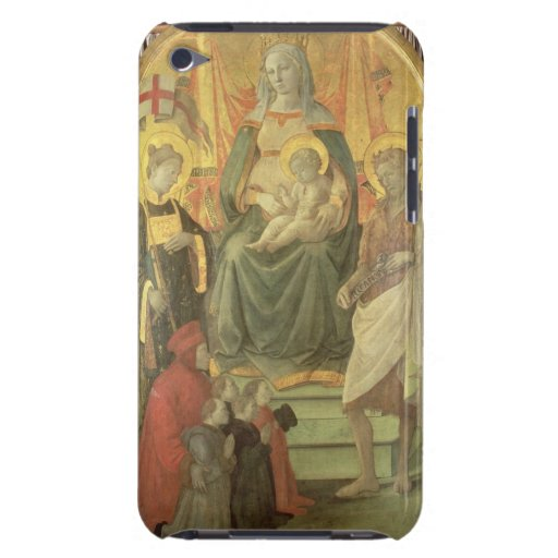 Madonna del Ceppo, 1453 (y detalle 62016) Case-Mate iPod Touch Protectores