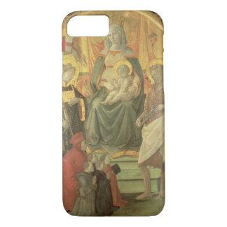 Madonna del Ceppo, 1453 (y detalle 62016) Funda iPhone 7