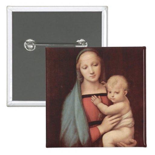 Madonna Del Granduca por Raphael Pin