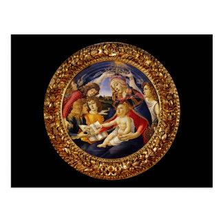 Madonna del Magnificat Postal