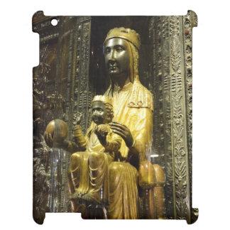 madonna negro Montserrat
