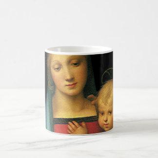 Madonna y niño, Madonna del Granduca por Raphael Taza Clásica