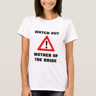 Madre de la camisa de la novia
