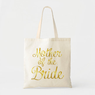 Madre de la novia en la bolsa de asas del Cursive