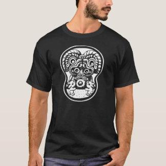 Madre de tierra Azteca con los conejitos Camiseta