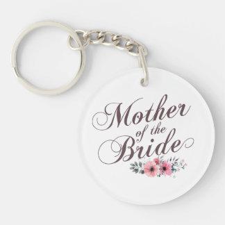 Madre del llavero elegante del boda el | de la
