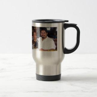 Madre del MI de la estafa de Una taza de cafe