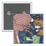Madre e hija - arte Nouveau Pins