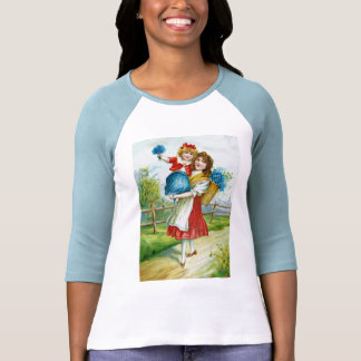 Madre e hija camiseta