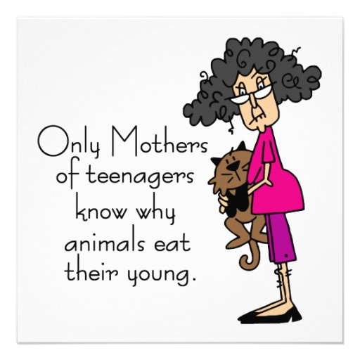 Madres de adolescentes comunicados personales
