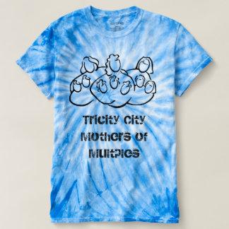 Madres de Tricity de la camisa del teñido anudado