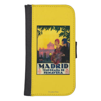 Fundas vintage para Samsung en Zazzle