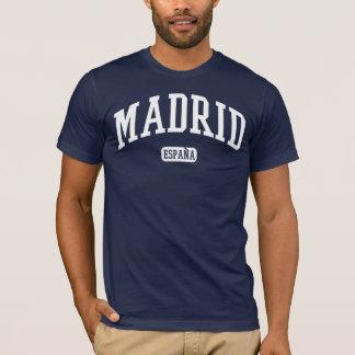 Madrid Espana Camiseta