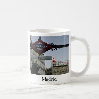 Madrid, Puerta del Sol Taza