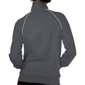 madriguera chaqueta imprimida