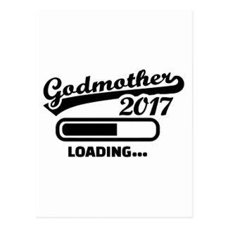Madrina 2017 postal