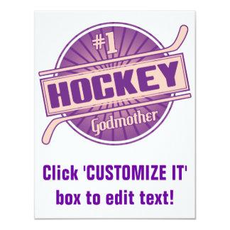 Madrina del hockey #1 anuncio