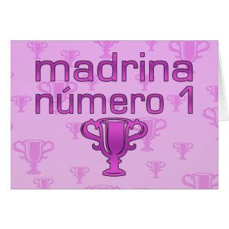 Madrina Número 1 Felicitaciones