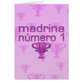 Madrina Número 1 Felicitación
