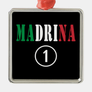 Madrinas italianas: Uno de Madrina Numero