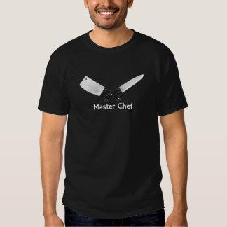 Maestro cocinero 2 camisas