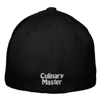 Maestro cocinero gorra de beisbol bordada