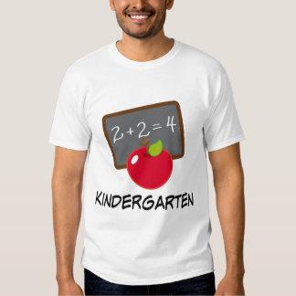 Maestro de jardín de infancia camisetas