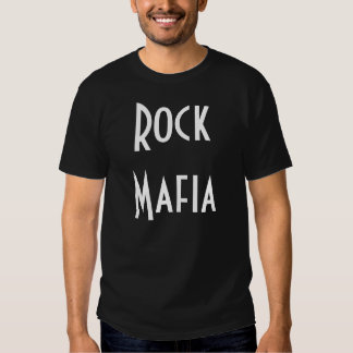 Mafia de la roca camisas